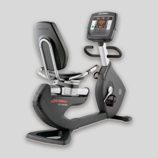 BIKE RECUMBENT LIFE FITNESS 95