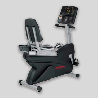 BIKE RECUMBENT LIFE FITNESS INTEGRITY